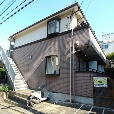 菊名7分アパート