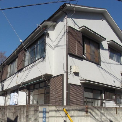 早稲田4分アパート
