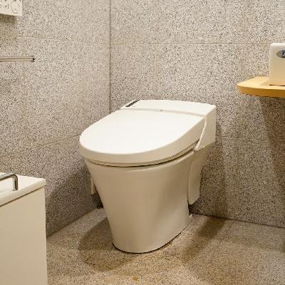 トイレもスタイリッシュ!