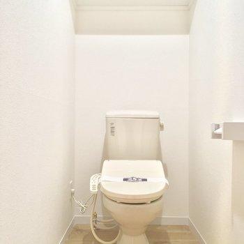 トイレはシンプルなのね※写真は前回募集時のものです