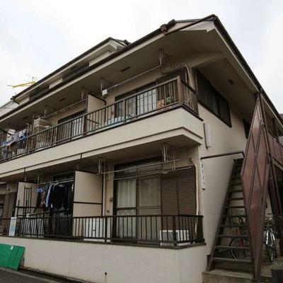 武蔵境15分アパート