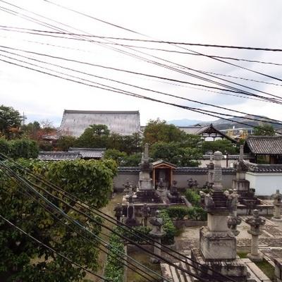 眺望が京都。