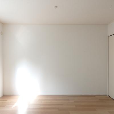 こちらも洋室、きれい!