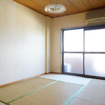 和室は6帖の空間です♪
