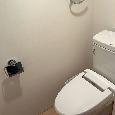 第2の扉はトイレ