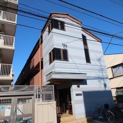 武蔵新城8分マンション