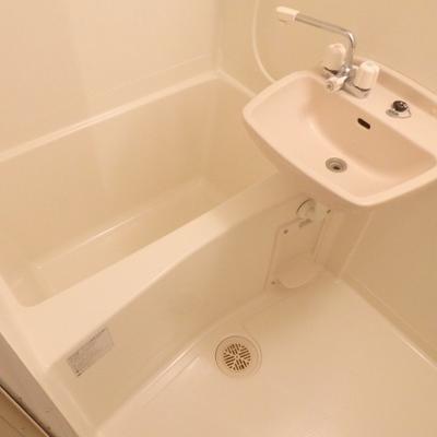 きれいな浴室でうれしい♪