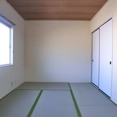 2面採光は角部屋の特権です。