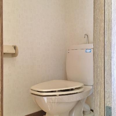 トイレは別です!