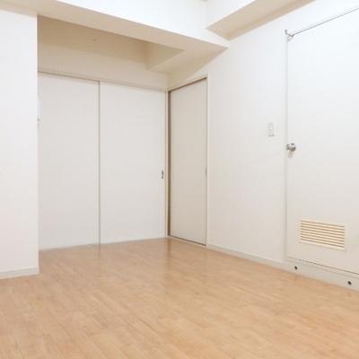 洋室と仕切って、使いやすい空間に