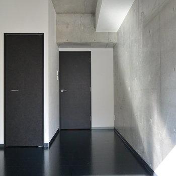 やっぱりこのコントラストがいい。※写真は5階の同間取り別部屋です。