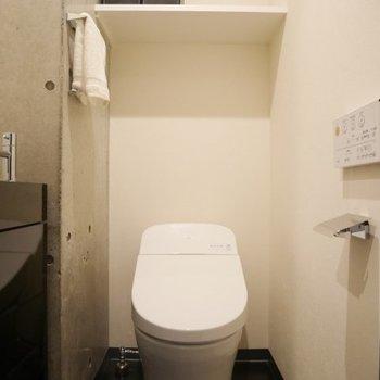 手も洗えちゃいます ※写真は別部屋となります