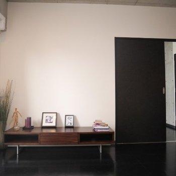 ソファから ※写真は別部屋となります