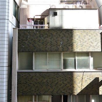 眺望は残念ですが。※写真は3階の同間取り別部屋