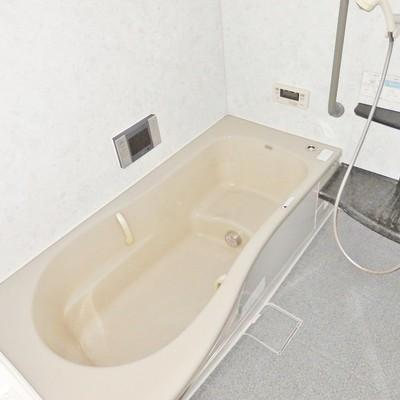お風呂はしっかり足をのばして。