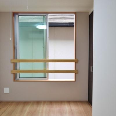 2階の洋室。