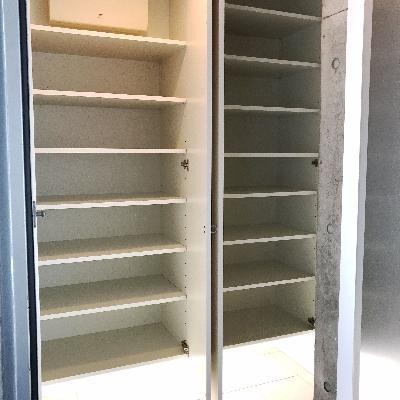 靴箱収納がたくさん