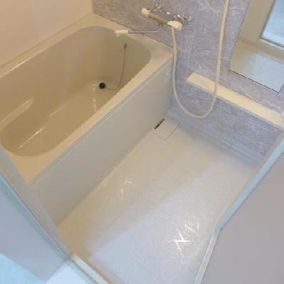 お風呂イメージ※写真は別部屋です