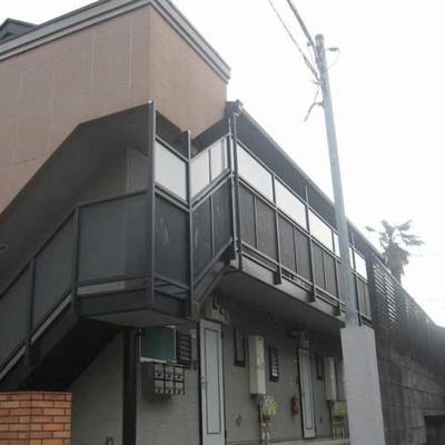 仙川12分アパート