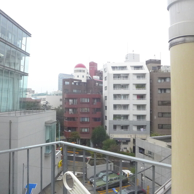 3階の眺望
