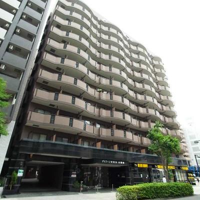 新横浜4分マンション