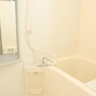 機能的な浴室