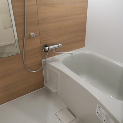 お風呂も新しいものを※完成後イメージです