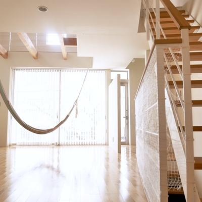 階段までおしゃれ