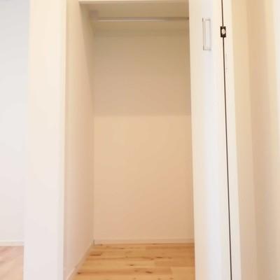 階段を登るとお出迎え