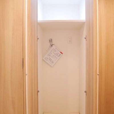 洗濯物をかくせます※写真は304号室