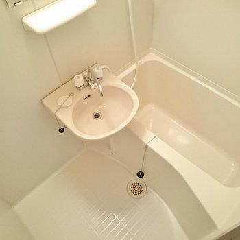 トイレは妙に広し!