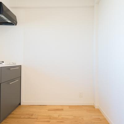 キッチンは4帖の空間が!
