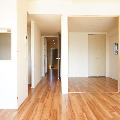 床の色合いも良い!