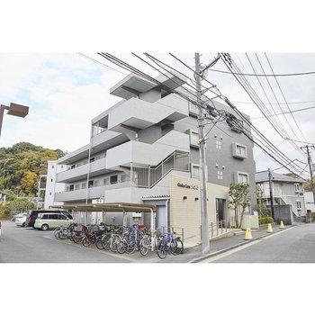 ガーデンコート大倉山