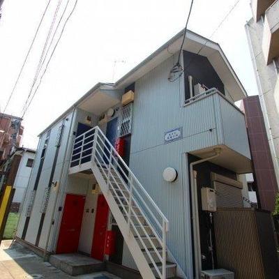武蔵小杉11分アパート
