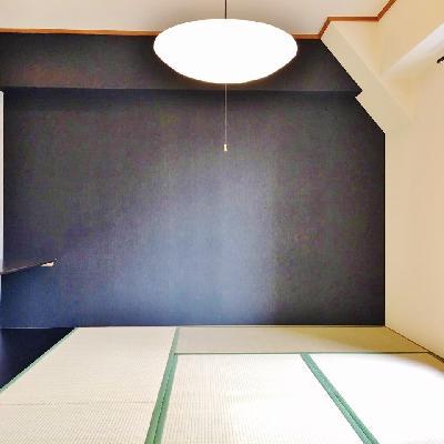 和室はこんな感じ。