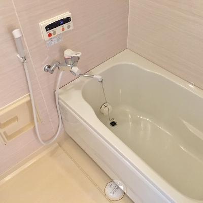 高温差し湯機能付き。