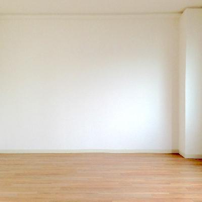 家具は置きやすいです。