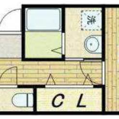 小さめのお部屋が二つですね