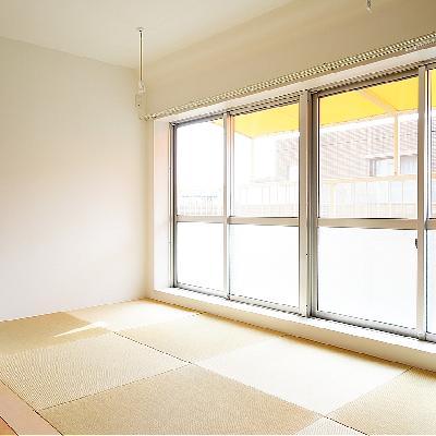 4.2帖の琉球畳のサービスルーム♪