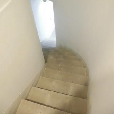 お部屋までの階段もワクワク//