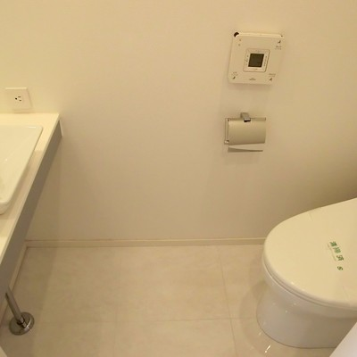 小さな洗面台付きトイレがいい!