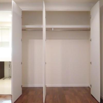 2階にクローゼットです
