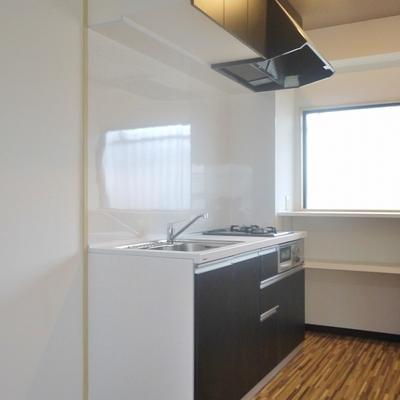 お部屋と合わせたデザイン。