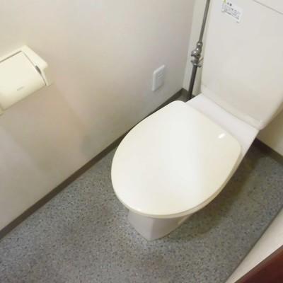 トイレがあります!