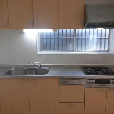 キッチンは食器洗浄機付き