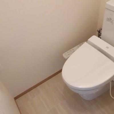 もちろん個室トイレ