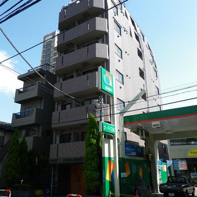 神楽坂7分マンション