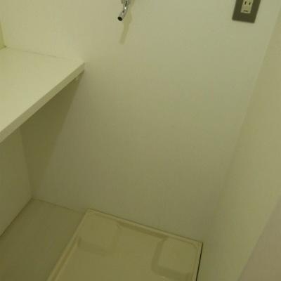 室内洗濯機置き場※写真は別室