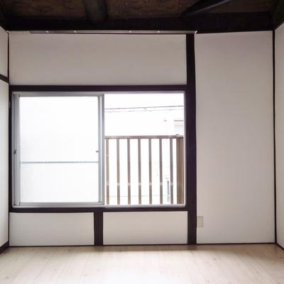 2階は一見とってもシンプル。